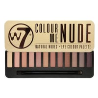 W7 Colour Me! Natural Nudes Eye Colour