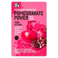 W7 Pomegranate Face Mask
