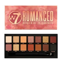 W7 Eye Colour Palette in Romanced