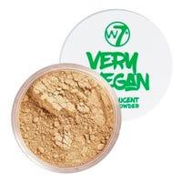 W7 Very Vegan Loose Powder in Translucent