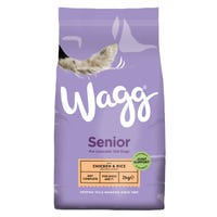 Wagg Dog Chicken and Rice 2kg