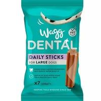Wagg Dental Sticks Large 245g
