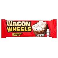 Wagon Wheels Original 6 Pack