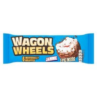 Wagon Wheels Jammie 6 Pack