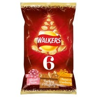 Walkers Christmas Dinner for Sprout Haters Variety 6 Pack
