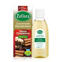 Zoflora Antibacterial Concentrated Disinfectant Warm Cinnamon 120ml