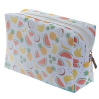 Makeup PVC Wash Bag Tropical Fruit