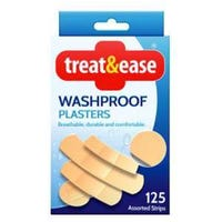Washproof Plasters 110 Pack