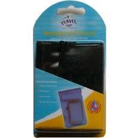 Travel Waterproof Pouch Black 22x10cm