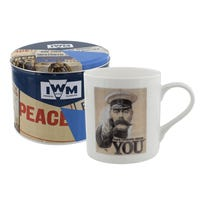 Your Country Needs You Mug and Tin