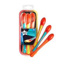 Tommee Tippee Explora 3 Pack Weaning Spoons