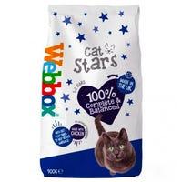 Webbox Cat Stars Chicken Dry Cat Food 900g