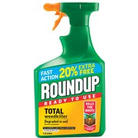 Round Up Fast Action Weed Killer 1L
