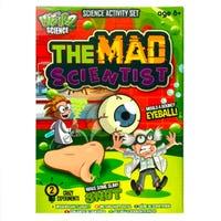 Grafix Weird Science The Mad Scientist