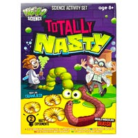 Grafix Weird Science Totally Nasty Science Experiment Kit