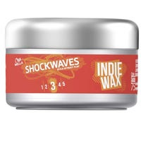 Wella Shockwaves Indie Wax Hold 3 75ml