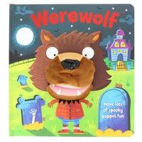 Hand Puppet Werewolf Book