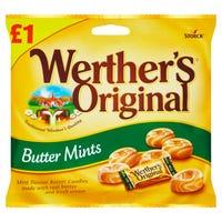 Werther's Original Butter Mints 137.5g