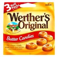Werther's Original Butter Candies 3 Pack