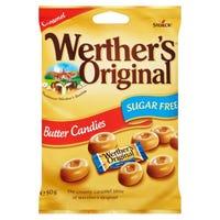Werther's Original Sugar Free Butter Candies 81g