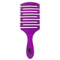 Wet Brush Pro Flex Dry Purple Paddle Hair Brush