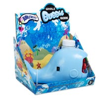 Novelty Bubble Machine Whale