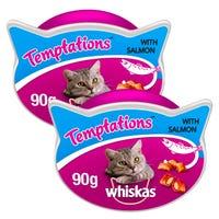 Whiskas Temptations Salmon 90g