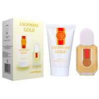 Laghmani White Gold Pour Homme 2 Piece Gift Set