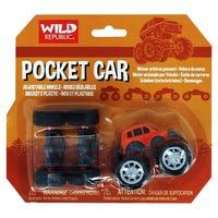 Wild Republic Pocket Car