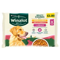 Winalot Dog Variety in Jelly 3 Pack