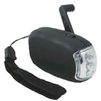 Jegs 3 LED Wind Up Torch