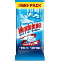 Windolene Wipes 30 Pack