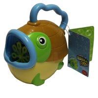Wind Up Turtle Bubble Machine