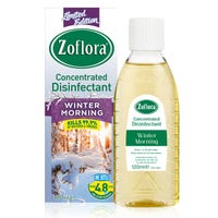 * Zoflora Antibacterial Concentrated Disinfectant Winter Morning 120ml