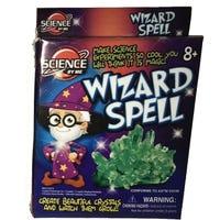 Wizard Spell Science Kit