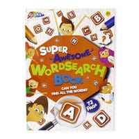 Grafix Super Awesome Word Search Book