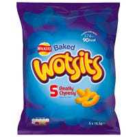 Walkers Wotsits 5 Pack