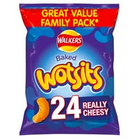 Walkers Wotsits Really Cheesy 24 Pack