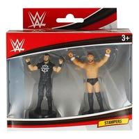 WWE Stampers Figures 2 Pack