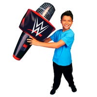 WWE Big Bash Inflatable Microphone