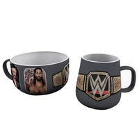 WWE Superstars Breakfast Set