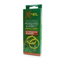 Xpel Tropical Formula Mosquito & Insect Bands 2 Pack