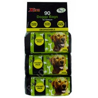 Tidyz Doggy Bags 90 Pack