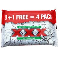 XXX Extra Strong Mints 4 Pack