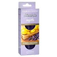 Yankee Candle Lemon Lavender Scent Plug Refill
