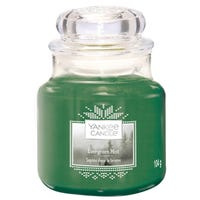 Yankee Evergreen Mist Jar Candle 104g