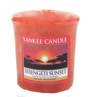 Yankee Classic Serengeti Sunset Votive