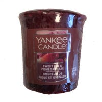Yankee Votive Sweet Fig and Pomegranate 49g