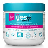 Yes To Cotton Eye Make Up Remover 45 Pads