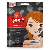 Yes To Tomatoes Detoxifying Charcoal DIY Powder Clay Mask
